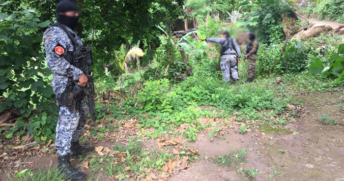 Pandillero muerto tras enfrentamiento con policías en Moncagua, San Miguel