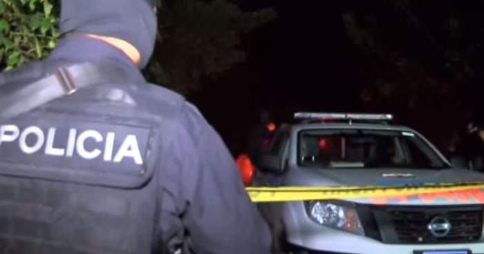 Pandillero murió durante un enfrentamiento con policías en San Juan Opico