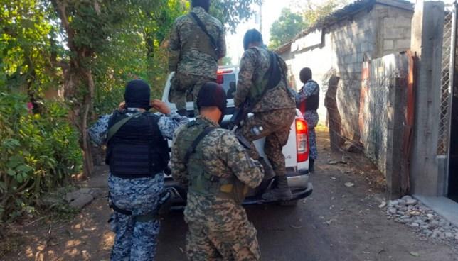 Un pandillero muerto en intercambio de disparos con agentes de la PNC en Panchimalco
