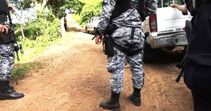 Pandillero muerto tras intercambio de disparos con Policías en Morazán