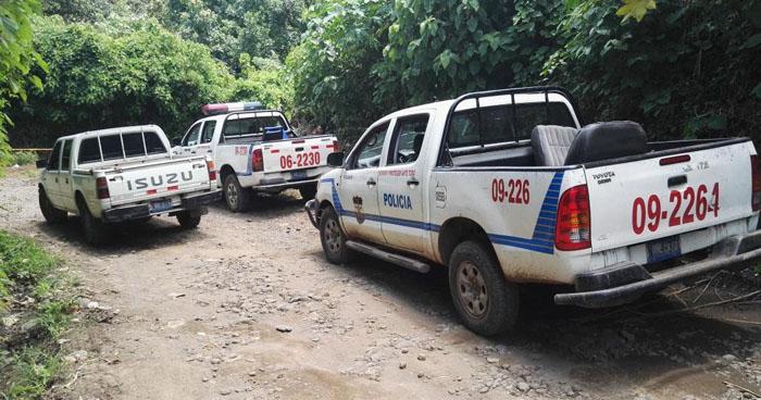 Pandillero muerto y otro capturado tras enfrentamiento con policías en Sonsonate
