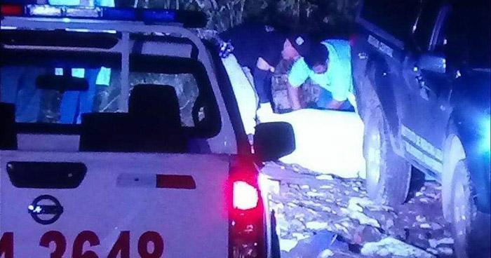Dos pandilleros muertos tras enfrentamiento con policías en Quezaltepeque