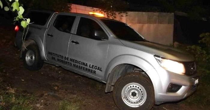 Pandillero muere en intercambio de disparos con policías en La Libertad