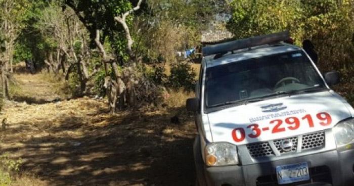 Presunta pandillera muere al enfrentarse a tiros con agentes de la PNC en San Julián