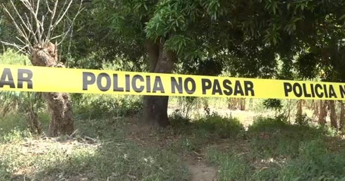 Pandillero abatido a tiros por policías durante un enfrentamiento en Sonsonate