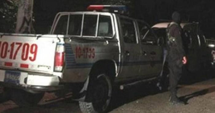 Pandillero muerto en intercambio de disparos con investigadores de la PNC