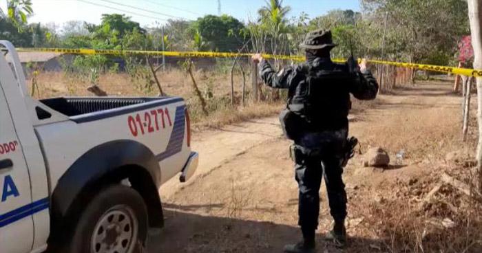 Un pandillero muerto y otro herido dejó enfrentamiento en San Miguel