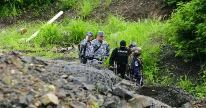 Dos pandilleros murieron al enfrentarse a Policías en Nahuizalco, Sonsonate