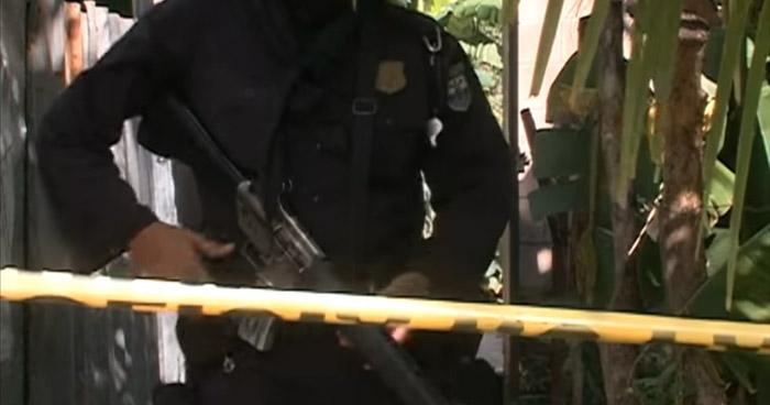 Un pandillero muere tras enfrentarse a tiros con agentes de la PNC en Izalco, Sonsonate