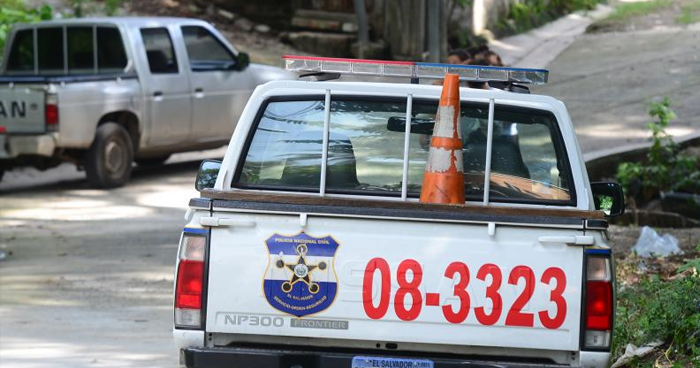 Pandillero lesionado tras enfrentamiento armado con policías en La Paz