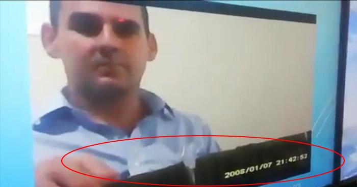 Revelan video que muestra a Ernesto Muyshondt entregando dinero a pandillas