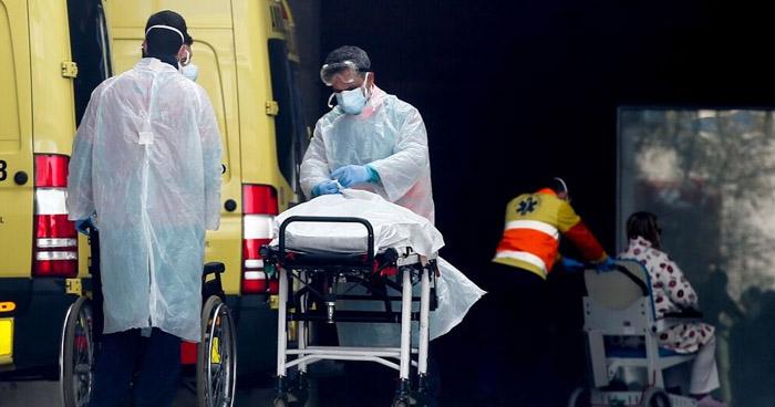 España reporta 838 muertes por COVID-19 en las últimas 24 horas