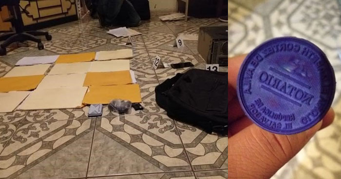 Capturan a sujeto que utilizaba sellos de notarios fallecidos y falsificados