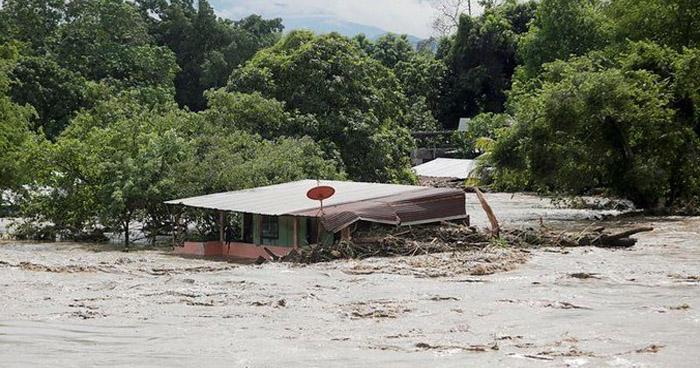 Eta deja más de 50 muertos en Guatemala