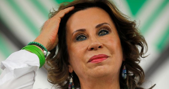 Capturan a excandidata presidencial de Guatemala Sandra Torres
