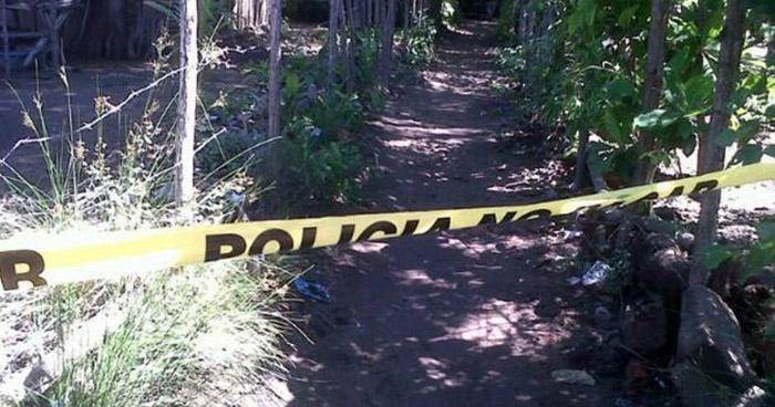 Exmilitar asesinado en San Juan Nonualco, La Paz