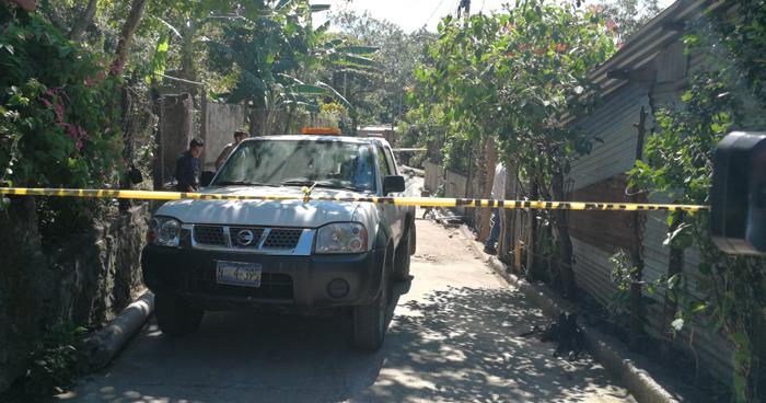 Matan a expandillero que recién había salido de prisión en Chinameca, San Miguel