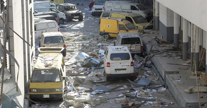 Sube a 154 el número de muertos tras explosión en puerto de Beirut