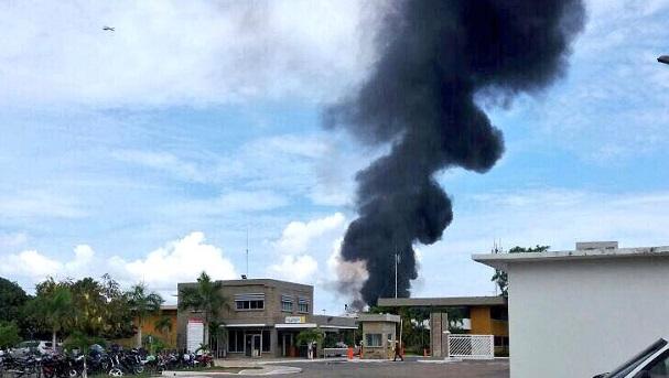 7 muertos y varios heridos en explosiones en Cartagena