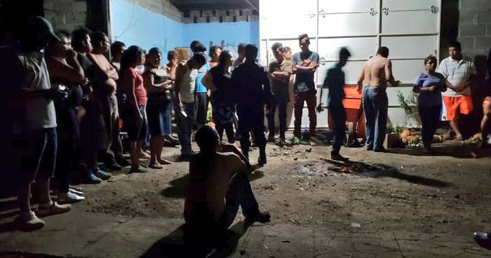 Guatemaltecos obligaban a niños y adultos a trabajar y a vender más de $50 diarios en San Miguel