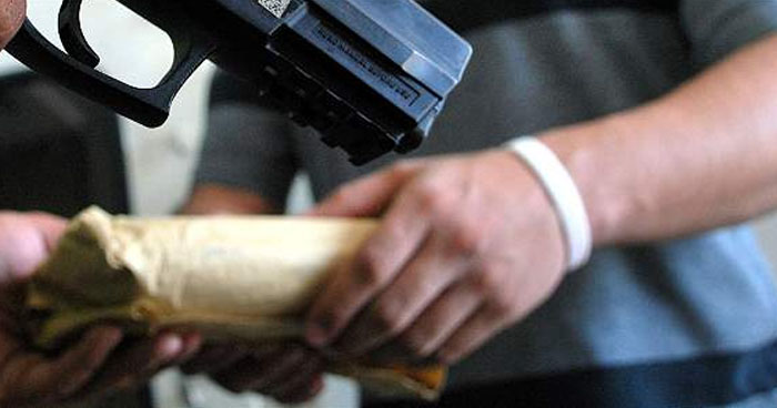 Pandillero amenazó a una víctima con matarlo si no entregaba $50 semanales