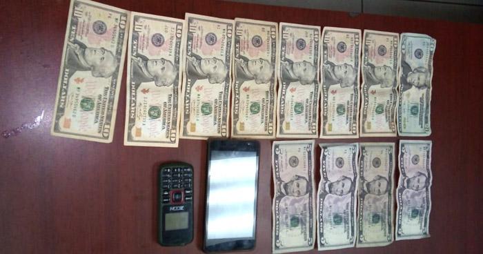 Exigía fuertes cantidades de dinero por llamadas telefónicas en Santiago Nonualco