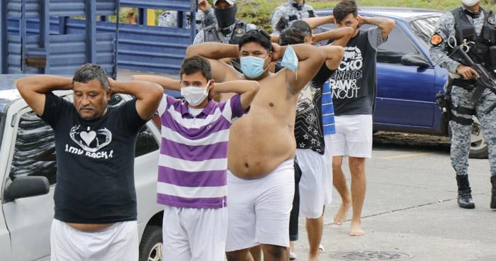 Capturan en San Martín a delincuentes que vivían del cobro de extorsiones