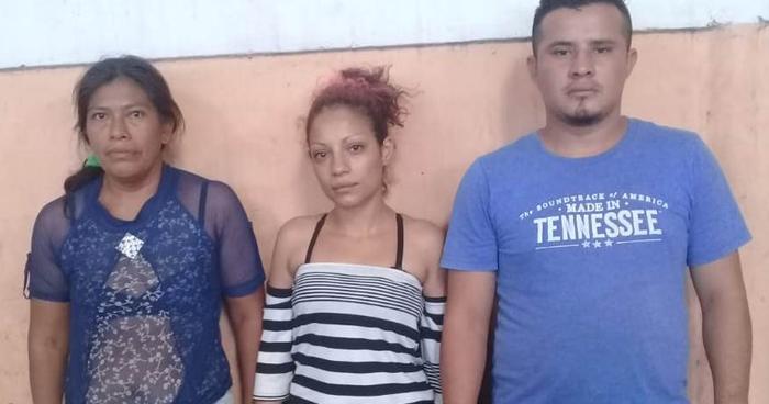 Se dedicaban a extorsionar a comerciantes y habitantes de la ciudad de Cojutepeque