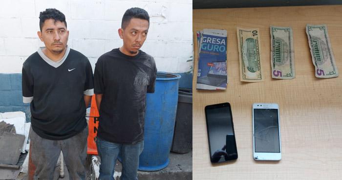 Exigían hasta $1,000 a su víctima en Quezaltepeque