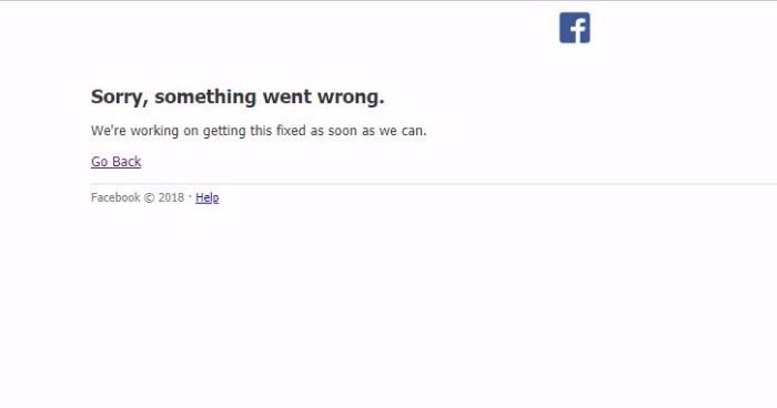 No fue tu internet, Facebook se cayó a nivel mundial