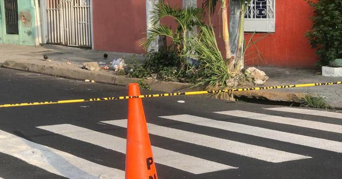 Un muerto tras tiroteo cerca de colonia Málaga, de San Salvador
