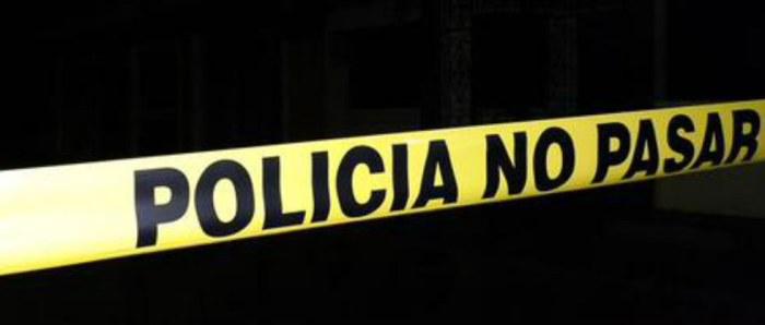 Mujer es asesinada en ferretería tras intentar escapar de delincuentes