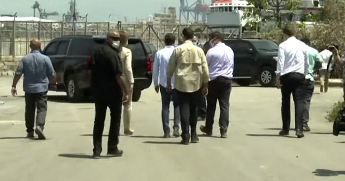 Agentes del FBI investigarán la explosión en el puerto de Beirut