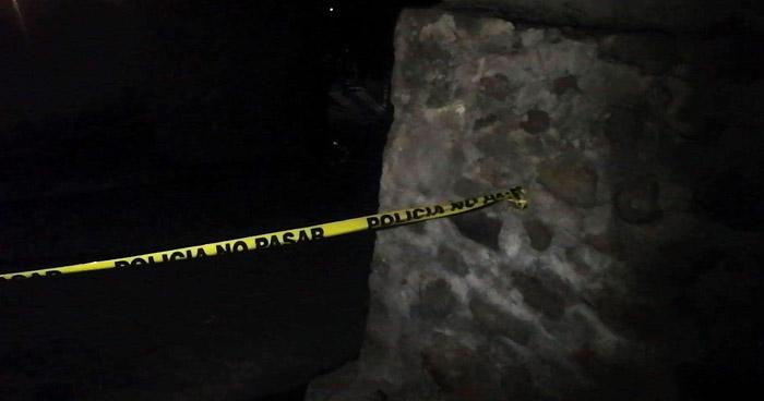 Pandilleros fingieron ser enfermeros para asesinar a una mujer en Morazán