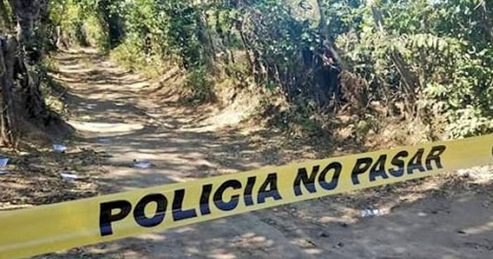 Estrangulan a mujer en Zacatecoluca, La Paz