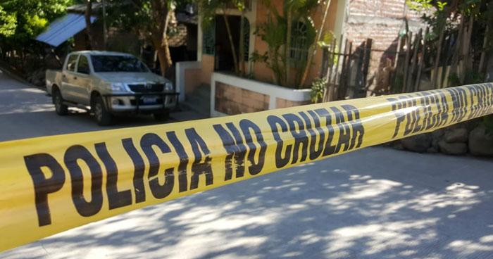Mujer fue asesinada al interior de su vivienda en Chilanga, Morazán