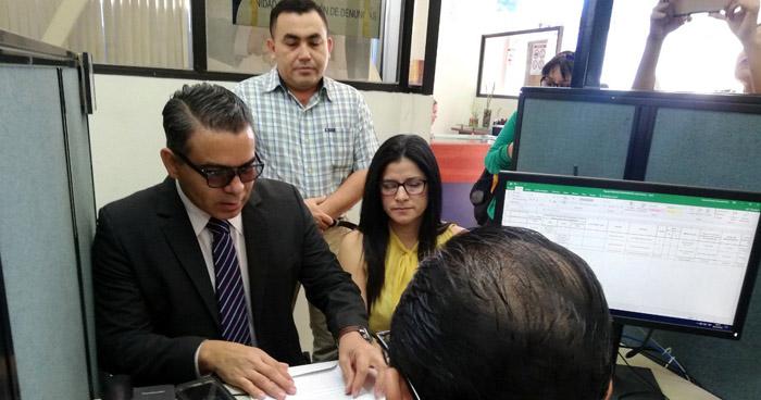Piden a la Fiscalía investigue posible filtración de datos personales del IAIP