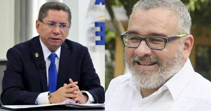 Gobierno niega que estén enviando dinero a Mauricio Funes hasta Nicaragua
