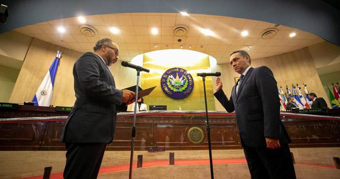 Rodolfo Delgado es el nuevo Fiscal General de la República