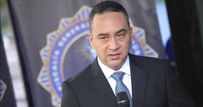 Fiscalía anuncia el fin del convenio de cooperación con la CICIES