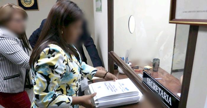 Demandan a ex secretario particular de la Presidencia de Saca por enriquecimiento ilícito