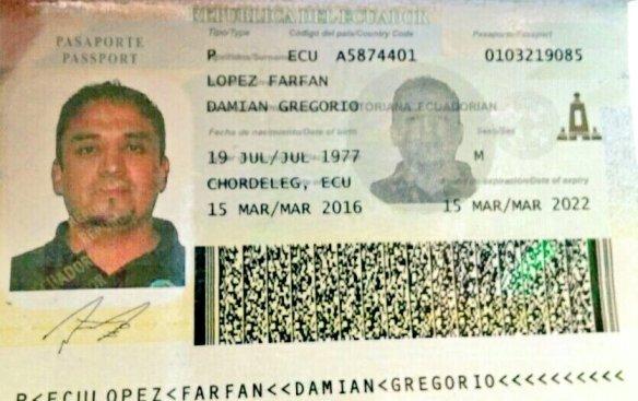 Capturan a ecuatoriano con 16 mil dólares en el Aeropuerto Monseñor Romero