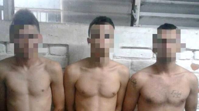 Capturan a pandilleros de la MS que acribillaron un rival de la 18