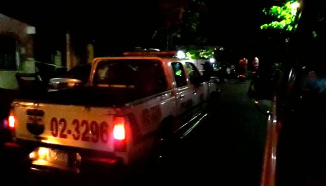 Agente de la PNC repele ataque y mata a un pandillero en Santa Ana