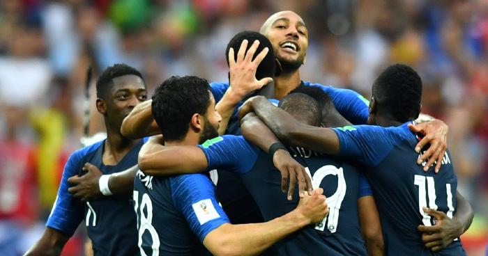 Francia campeón del mundial Rusia 2018, tras vencer 4-2 a Croacia en la final