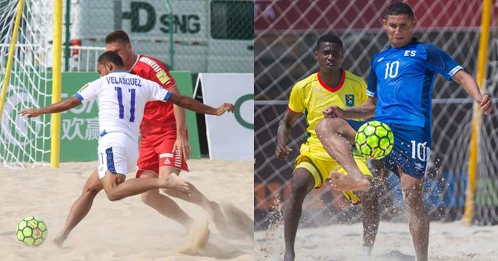 El Salvador se ofrece como sede del Mundial de Fútbol Playa 2021