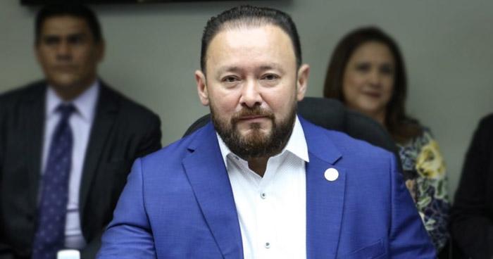 Guillermo Gallegos se postulará como candidato a presidente de GANA