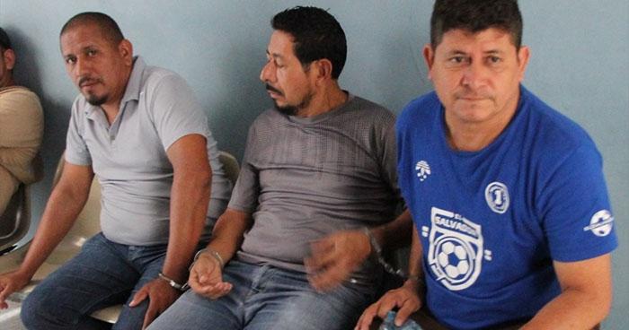 """Capturados por amenazar a Guillermo Gallegos eran parte de su equipo de """"seguridad"""""""