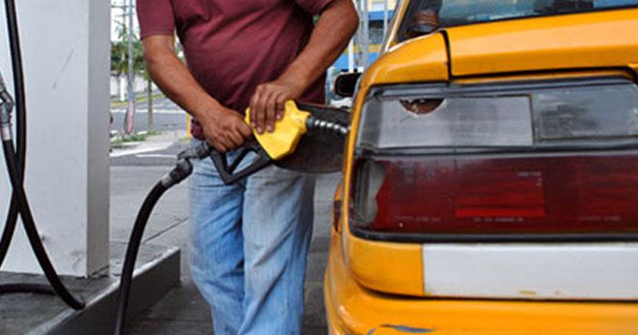 Precios de los combustibles aumentaran hasta $0.08 a partir de mañana