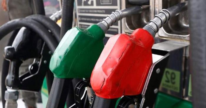 Alza de hasta $0.10 en nuevos precios de los combustibles a partir de mañana